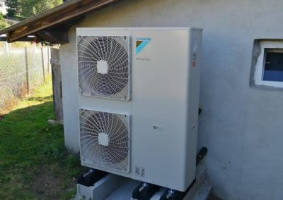 Pompe à chaleur Air/Eau / Aboën